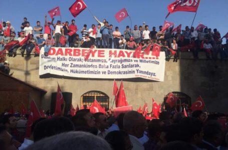 Günkırı Belediye Başkanı İlhan Çetinsoy'dan 15 Temmuz mesajı